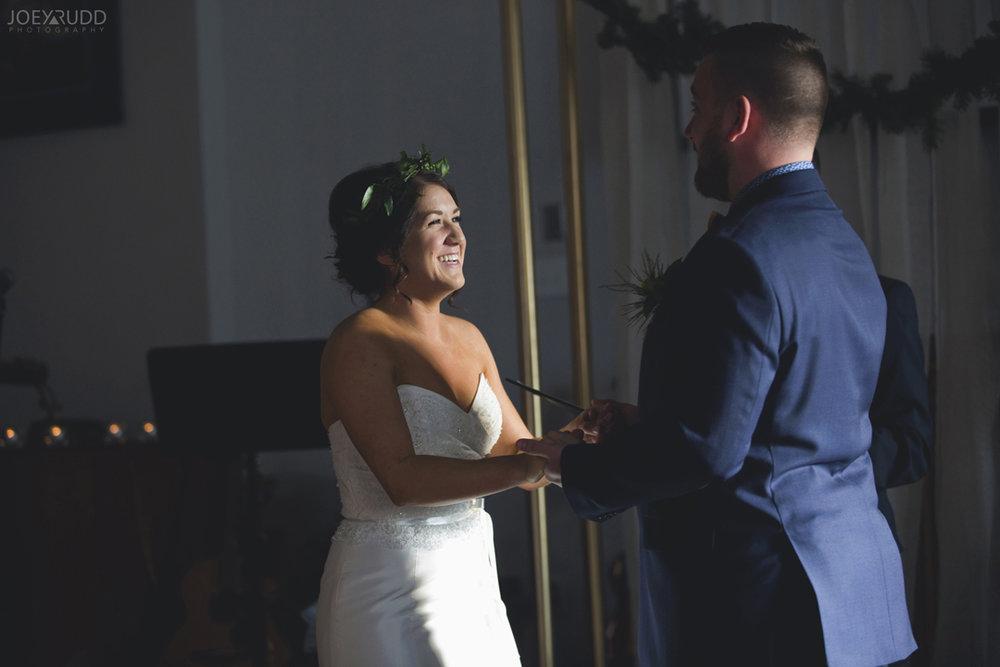 Ottawa winter wedding by ottawa wedding photographer Joey Rudd Photography Bride
