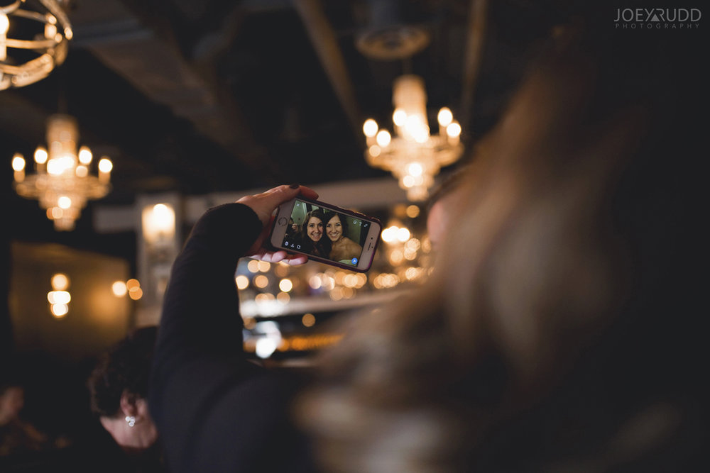 Ottawa winter wedding by ottawa wedding photographer Joey Rudd Photography Salt Preston Selfie