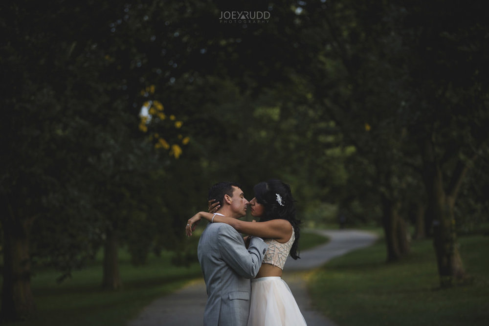 Best of 2016 Ottawa Wedding Photographer Joey Rudd Photography Candid Lifestyle Photojournalistic Wedding Photos Arboretum Path