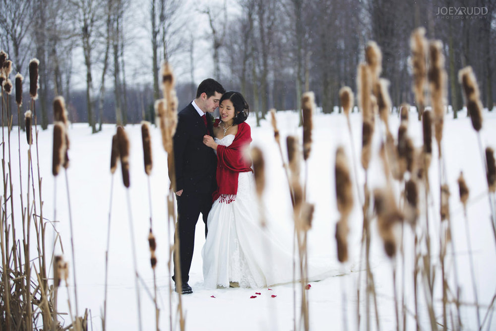 Best of 2016 Ottawa Wedding Photographer Joey Rudd Photography Candid Lifestyle Photojournalistic Wedding Photos Winter Snow