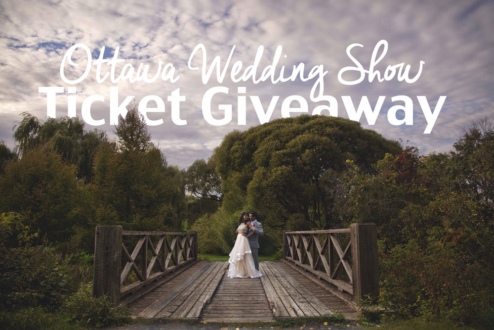 free tickets to the Spring Ottaw Wedding Show by Joey Rudd Photography