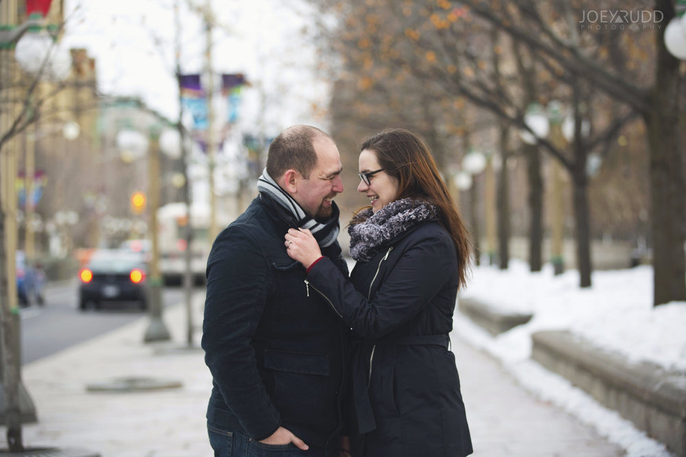 winter engagement at major's hill park by ottawa wedding photographer joey rudd photography sussex