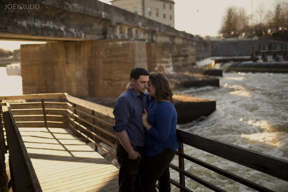Almonte engagement photography by ottawa wedding photographer joey rudd photography mississippi mills