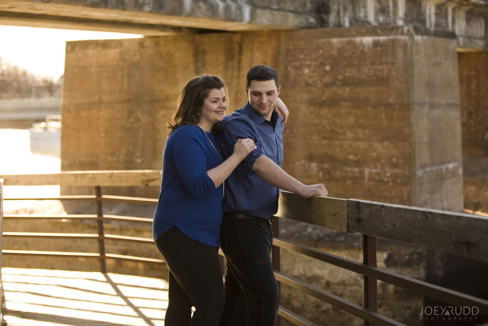 Almonte engagement photography by ottawa wedding photographer joey rudd photography Candid