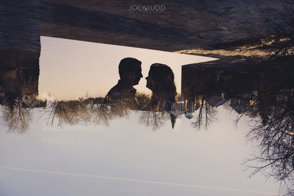 Almonte engagement photography by ottawa wedding photographer joey rudd photography double exposure