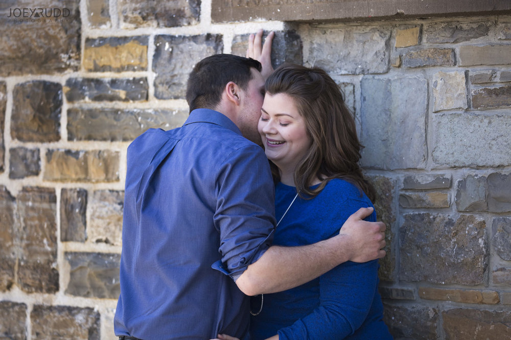 Almonte engagement photography by ottawa wedding photographer joey rudd photography stone wall