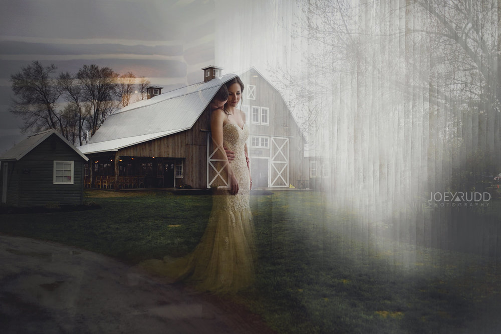 double exposure from stonefields wedding in ottawa by ottawa wedding photographer joey rudd photography
