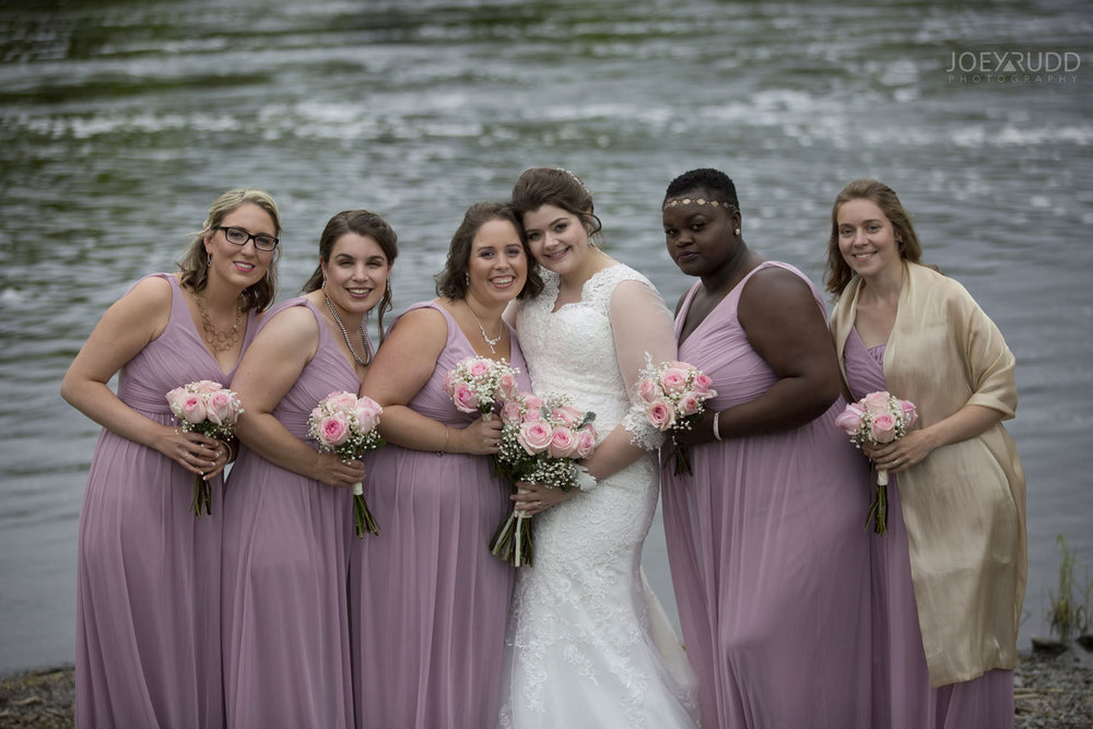 Almonte Wedding by Ottawa Wedding Photographer Joey Rudd Photography Wedding Party Water