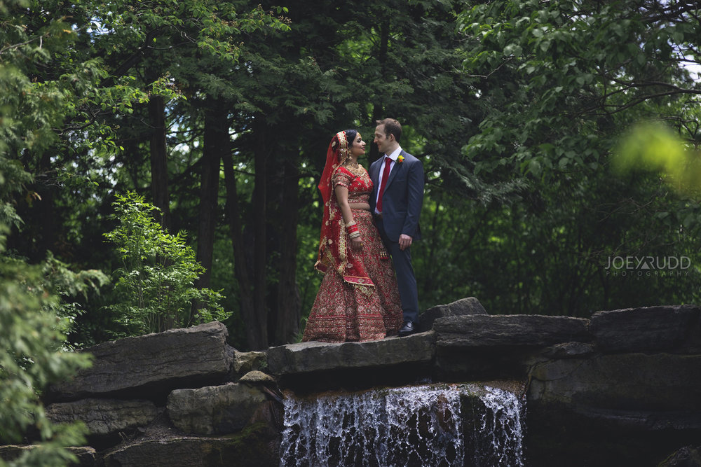 Ottawa Indian Wedding by Ottawa Wedding Photographer Joey Rudd Photography Andrew Haydon Park Waterfall Lifestyle Artistic