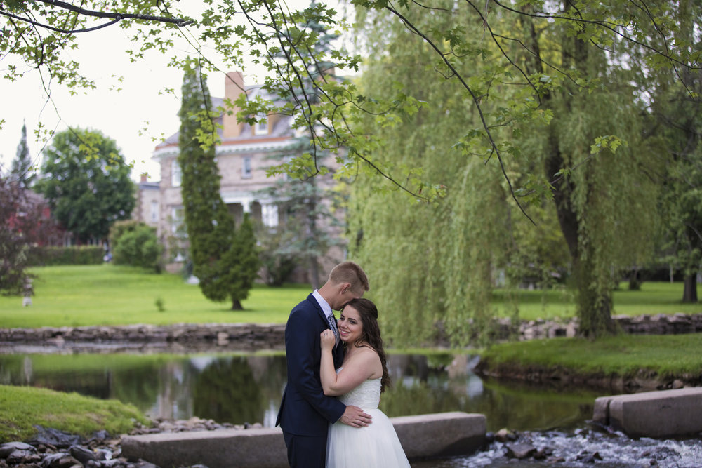 Perth Wedding in Stewart Park by Ottawa Wedding Photographer Joey Rudd Photography Nature