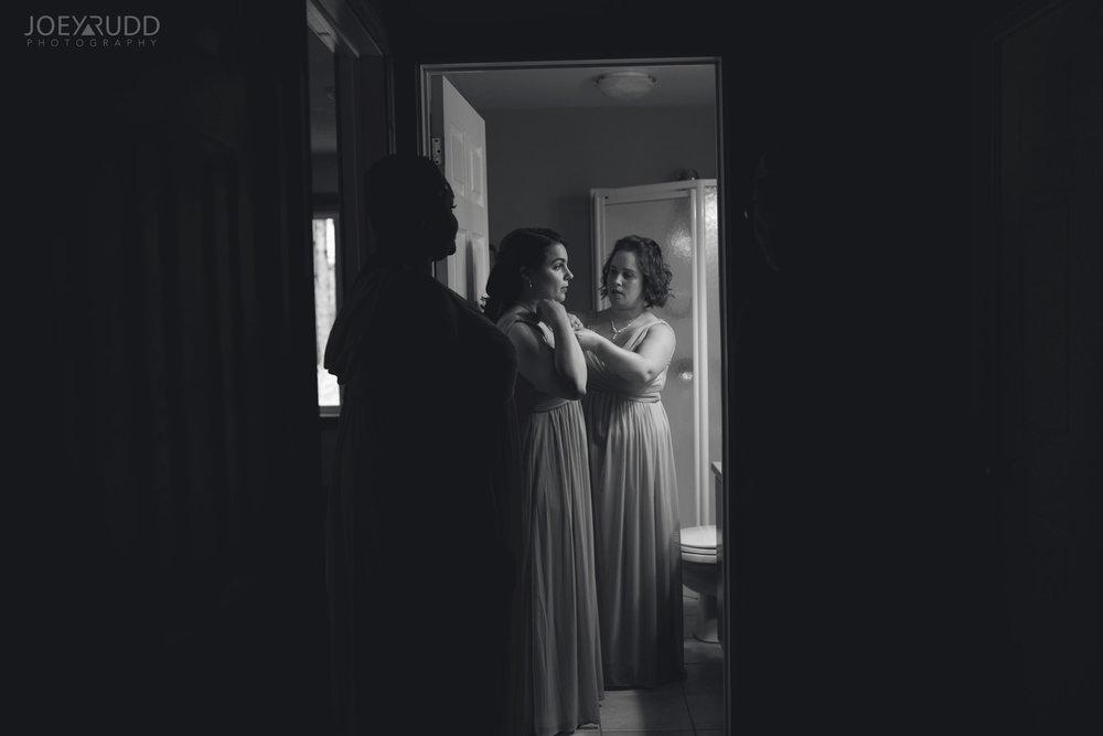 Almonte Wedding by Ottawa Wedding Photographer Joey Rudd Photography Bridesmaids Prep