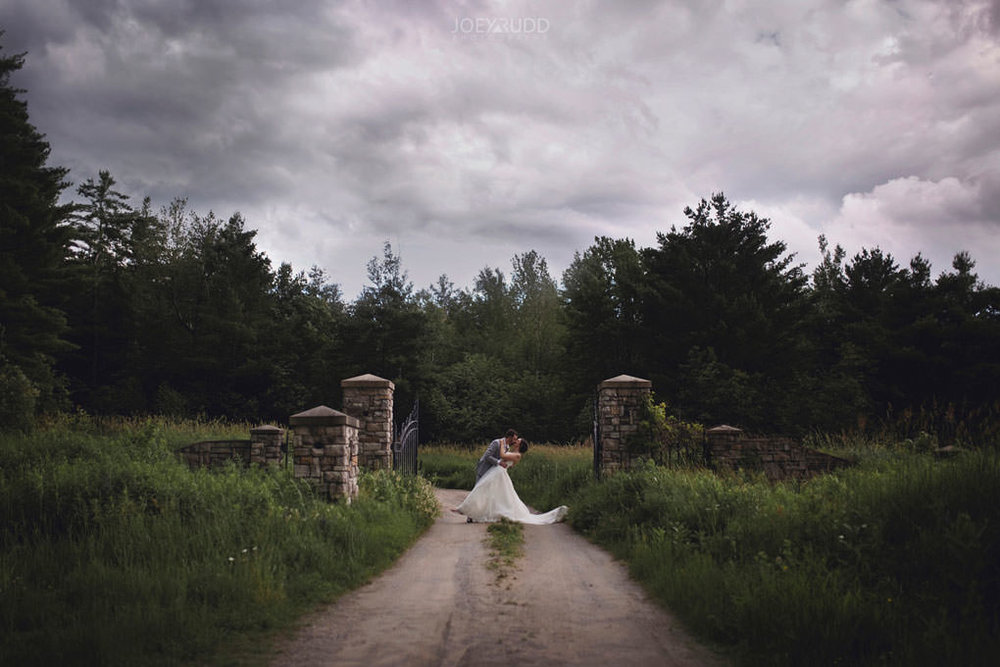 Val-des-Monts Wedding by ottawa wedding photographer joey rudd photography stormy