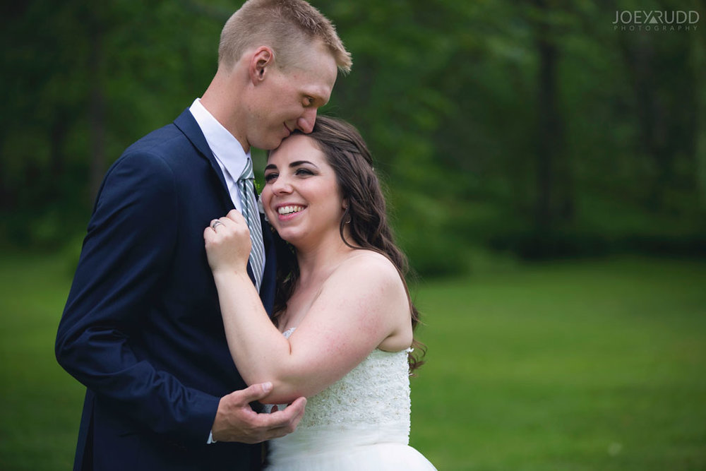 Wedding Perth Stewart Park Code's Mill Ottawa Wedidng Photographer Joey Rudd Photography Couple