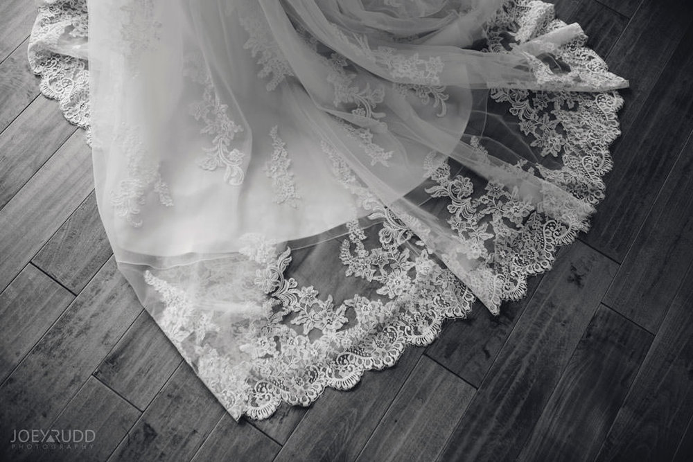 Val-des-Monts Wedding by Ottawa Wedding Photographer Joey Rudd Photography Dress Details