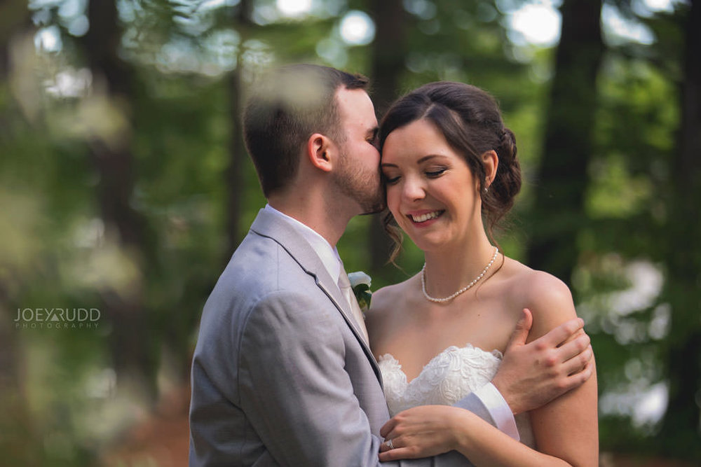 Val-des-Monts Wedding by Ottawa Wedding Photographer Joey Rudd Photography Cottage Wedding Bride Groom