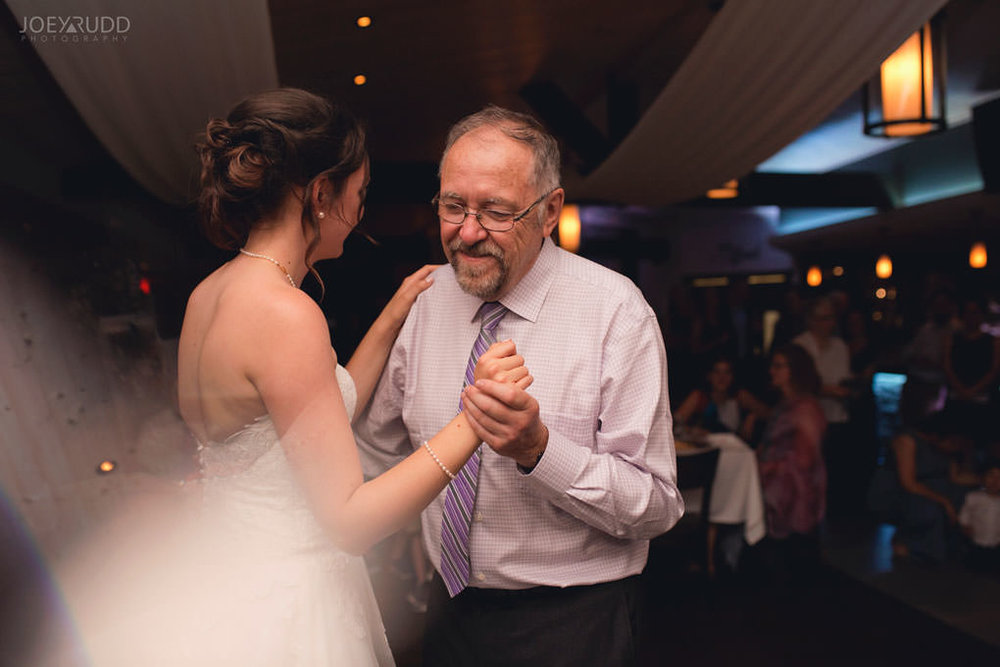 Val-des-Monts Wedding by Ottawa Wedding Photographer Joey Rudd Photography Cottage Wedding Club de Golf le sorcier Father and Daughter Dance