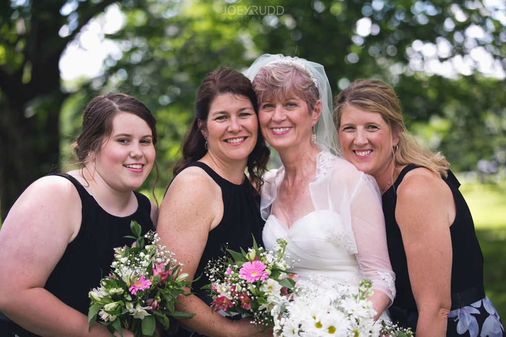 Ottawa Wedding Photographer Joey Rudd Photography Arboretum in Ottawa Park Location for Photos Outside Wedding Party