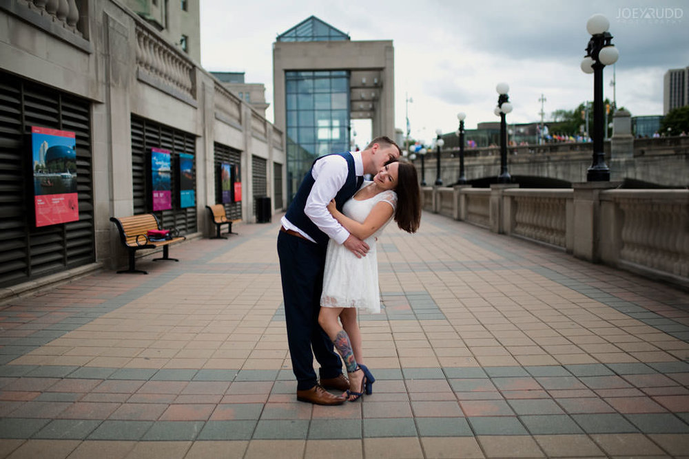 Ottawa Elopement Wedding by Elopement Photographer Joey Rudd Photography Elope Downtown Ottawa Chateau Laurier
