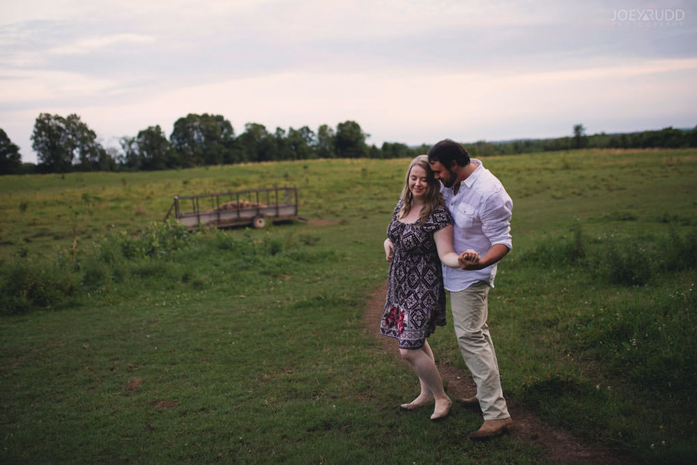 Engagement Session by Ottawa Wedding Photographer Joey Rudd Photography Fun Candid