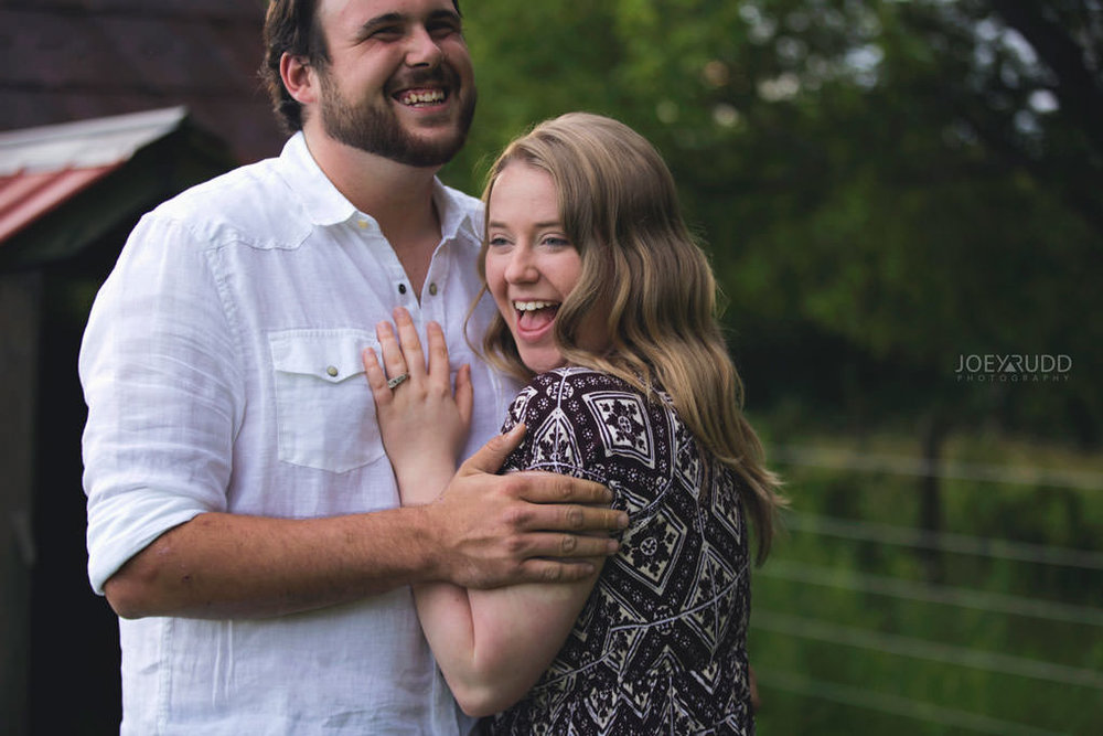 Engagement Session by Ottawa Wedding Photographer Joey Rudd Photography Happy