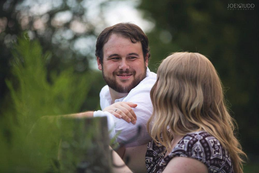 Engagement Session by Ottawa Wedding Photographer Joey Rudd Photography engaged