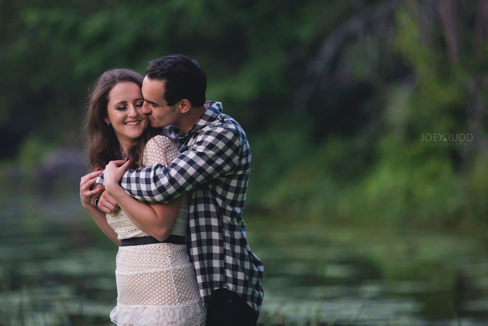 Engagement session at the Arboretum by Ottawa Wedding Photographer Joey Rudd Photography Water Pond Park