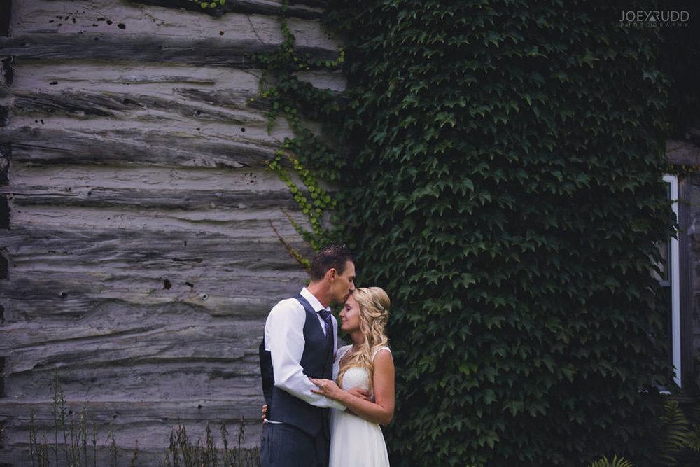Ottawa Wedding Photography by Ottawa Wedding Photographer Joey Rudd Photography Elopement Carleton Place Smiths Falls Ontario Rustic Ivy