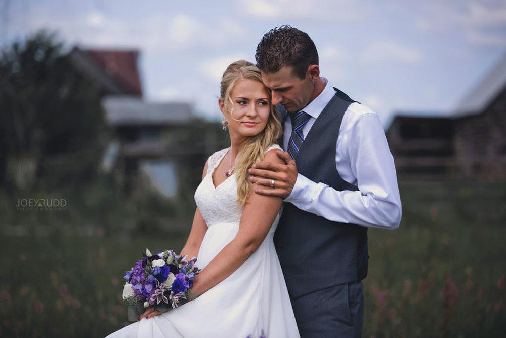Ottawa Wedding Photography by Ottawa Wedding Photographer Joey Rudd Photography Elopement Carleton Place Smiths Falls Ontario Rustic Candid Pose Barn