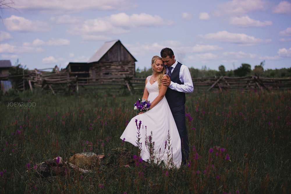 Ottawa Wedding Photography by Ottawa Wedding Photographer Joey Rudd Photography Elopement Carleton Place Smiths Falls Ontario Rustic Barn
