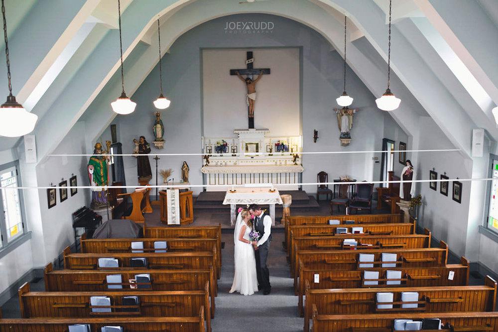 Ottawa Wedding Photography by Ottawa Wedding Photographer Joey Rudd Photography Elopement Carleton Place Smiths Falls Ontario Rustic Chapel Dwyer Hill