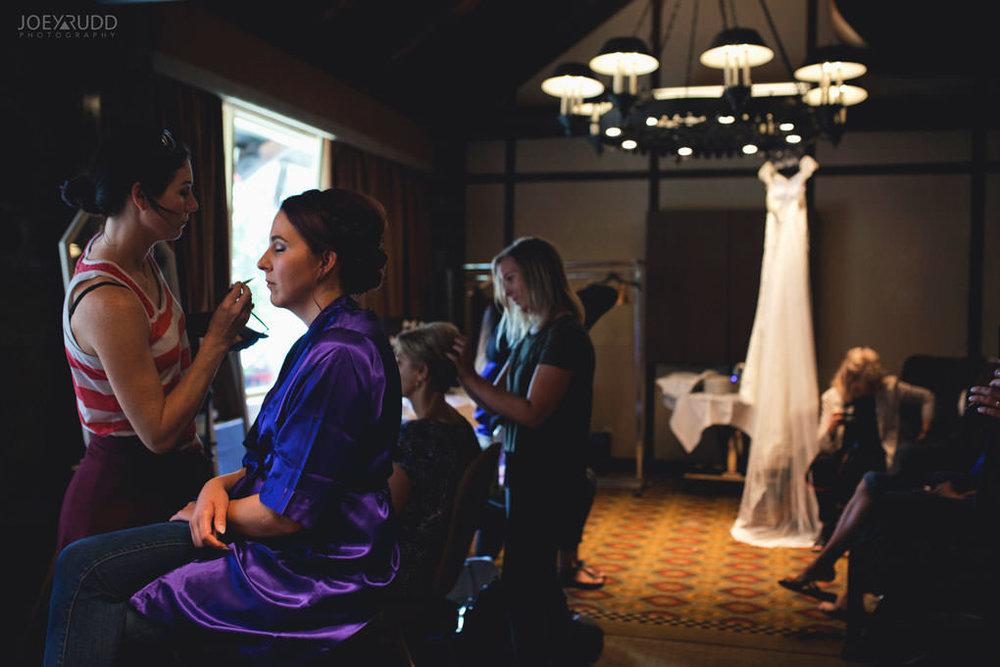 Ottawa & Quebec Wedding Photography by Ottawa Wedding Photographer Joey Rudd Photography Wedding at Fairmont Chateau Montebello Richardson Hair Design 2bu Esthetics and Makeup Artistry