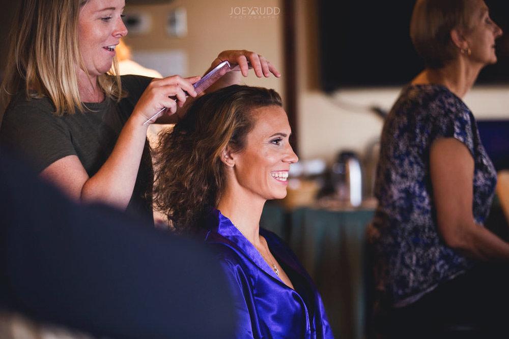 Ottawa & Quebec Wedding Photography by Ottawa Wedding Photographer Joey Rudd Photography Wedding at Fairmont Chateau Montebello Richardson Hair Design 2bu Esthetics and Makeup Artistry Candid