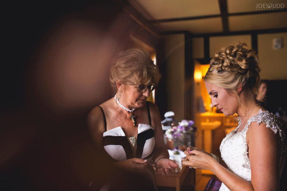 Ottawa & Quebec Wedding Photography by Ottawa Wedding Photographer Joey Rudd Photography Wedding at Fairmont Chateau Montebello Richardson Hair Design 2bu Esthetics and Makeup Artistry Candid Prep