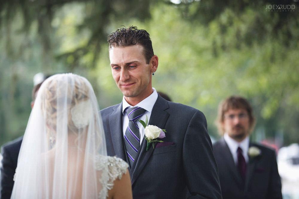 Ottawa & Quebec Wedding Photography by Ottawa Wedding Photographer Joey Rudd Photography Wedding at Fairmont Chateau Montebello Piper Avenue Wedding Ceremony Gazebo Groom