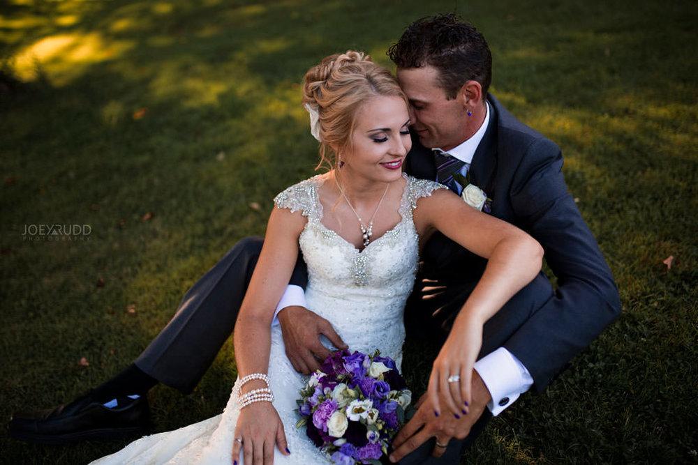 Ottawa & Quebec Wedding Photography by Ottawa Wedding Photographer Joey Rudd Photography Wedding at Fairmont Chateau Montebello Piper Avenue Wedding Bride and Groom