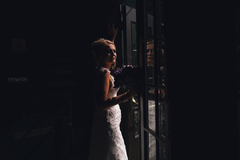 Fairmont Chateau Montebello Wedding by Ottawa Wedding Photographer Joey Rudd Photography First Look