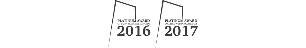 award winning wedding photographer joey rudd photography ottawa wedding awards platinum awards