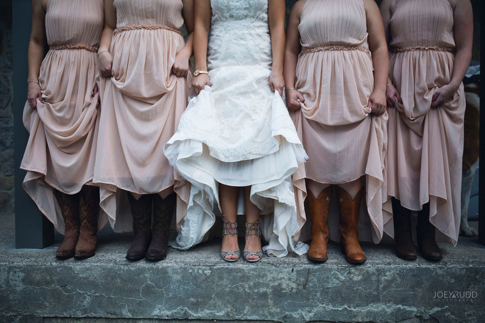 Bean Town Ranch Wedding by Ottawa Wedding Photographer Joey Rudd Photography dresses