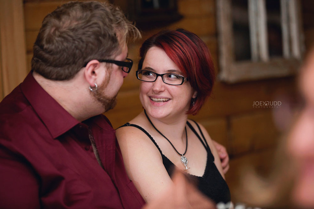 Bean Town Ranch Wedding by Ottawa Wedding Photographer Joey Rudd Photography Reception Wedding Venue Candid