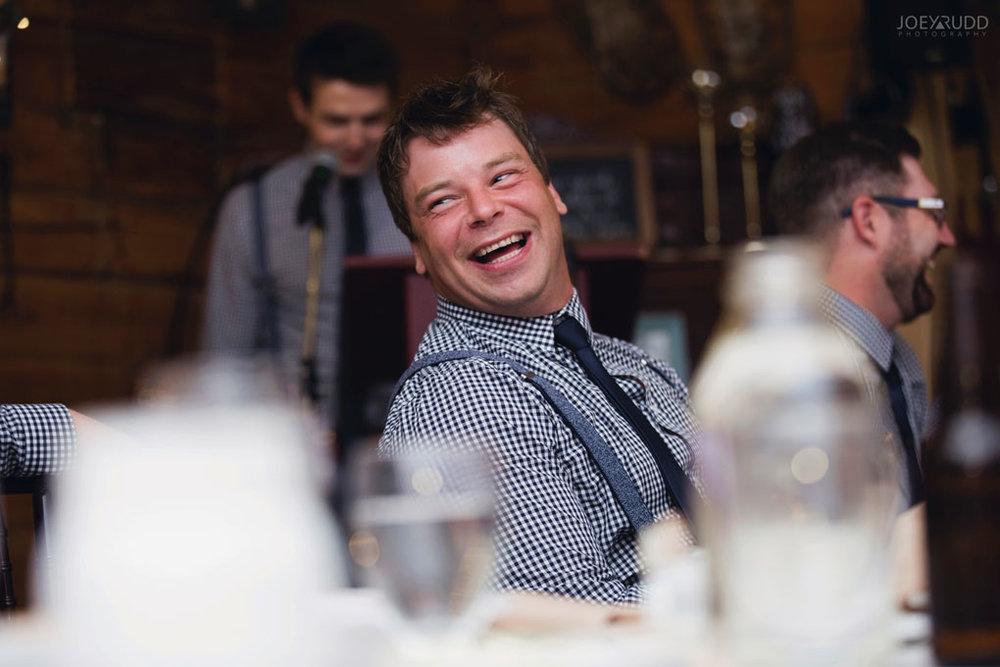 Bean Town Ranch Wedding by Ottawa Wedding Photographer Joey Rudd Photography Reception Wedding Venue Happy Guest
