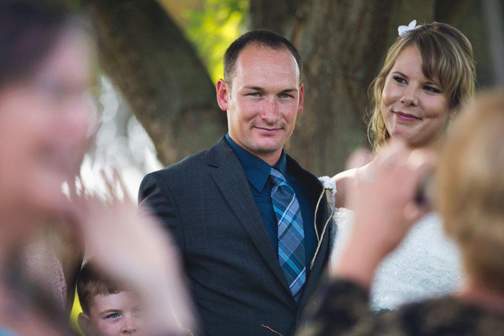 Sand Point Golf Course Wedding in Arnprior by Ottawa Wedding Photographer Joey Rudd Photography Groom
