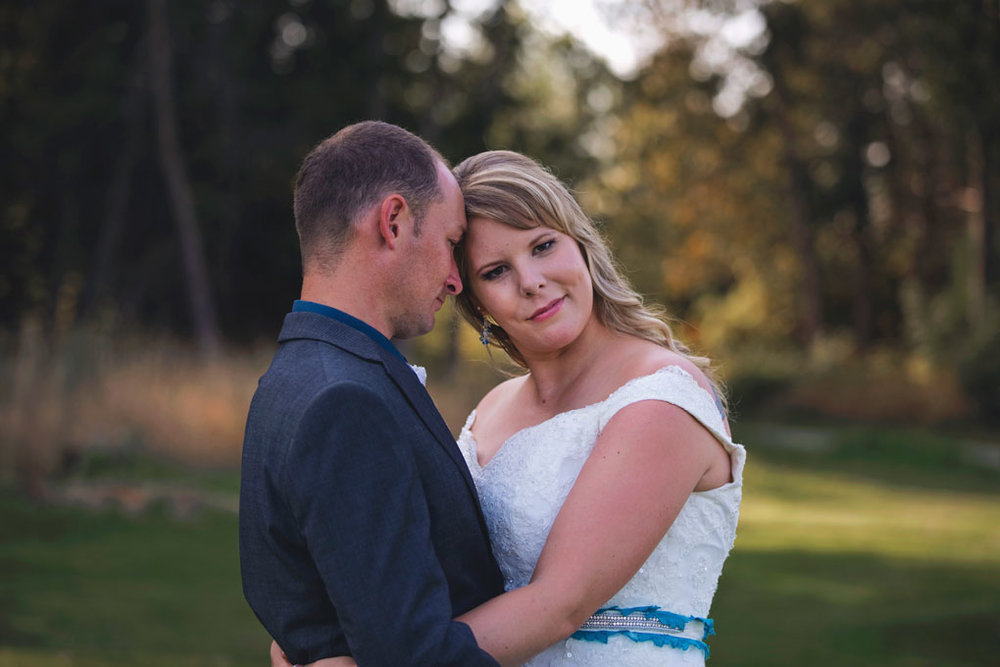 Sand Point Golf Course Wedding in Arnprior by Ottawa Wedding Photographer Joey Rudd Photography Bride