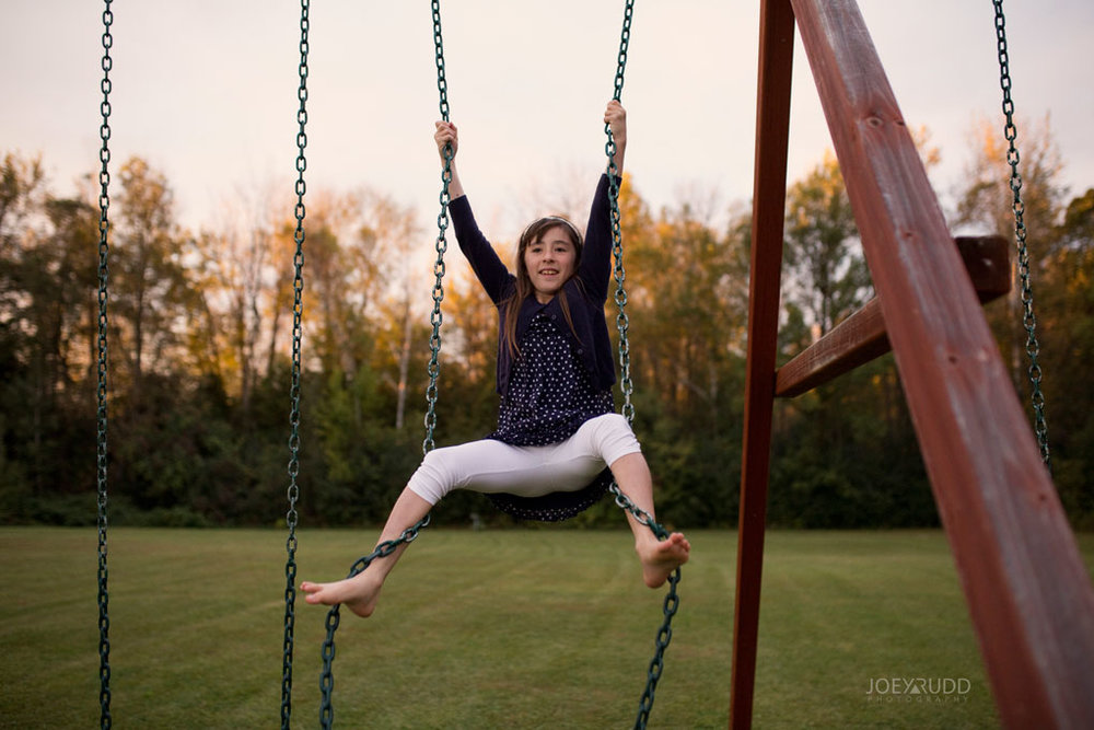 Family Photography Session in Perth Ontario by Ottawa Photographer Joey Rudd Photography Lifestyle Play
