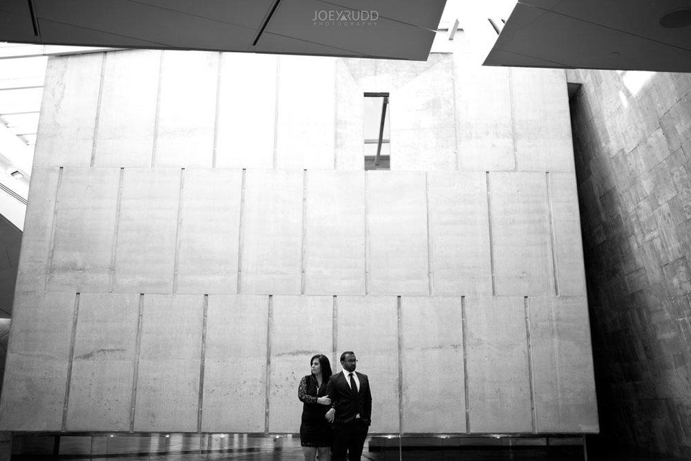 www.joeyrudd.ca Ottawa Engagement Photos at the Canadian War Museum by Ottawa Wedding Photographer Joey Rudd Photography Architecture