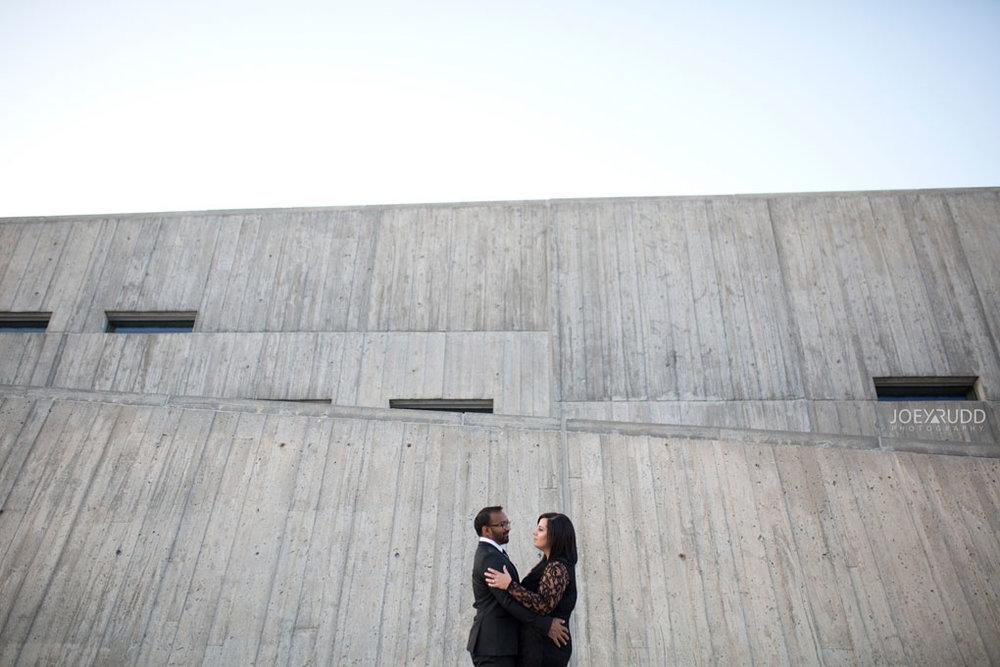 www.joeyrudd.ca Ottawa Engagement Photos at the Canadian War Museum by Ottawa Wedding Photographer Joey Rudd Photography Urban