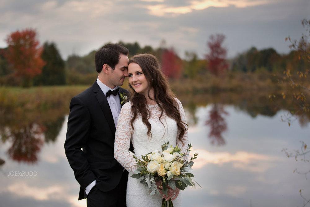 Orchard View Wedding by Ottawa Wedding Photographer Joey Rudd Photography Fall Wedding
