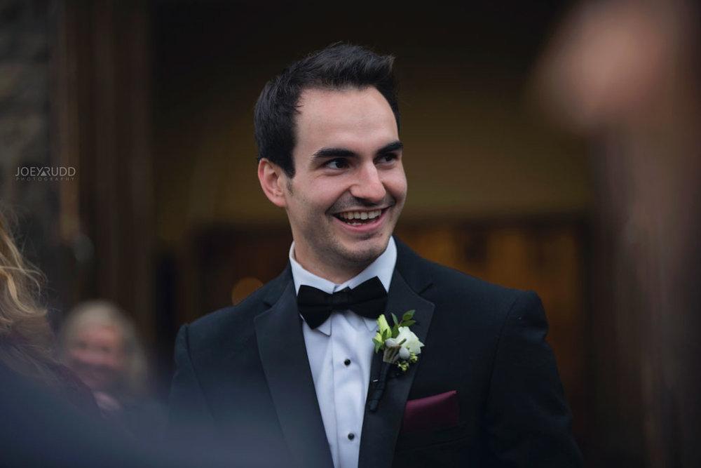 Orchard View Wedding by Ottawa Wedding Photographer Joey Rudd Photography groom happy
