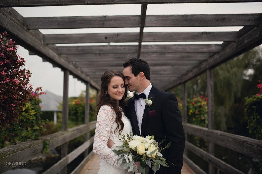 Orchard View Wedding by Ottawa Wedding Photographer Joey Rudd Photography Bridge