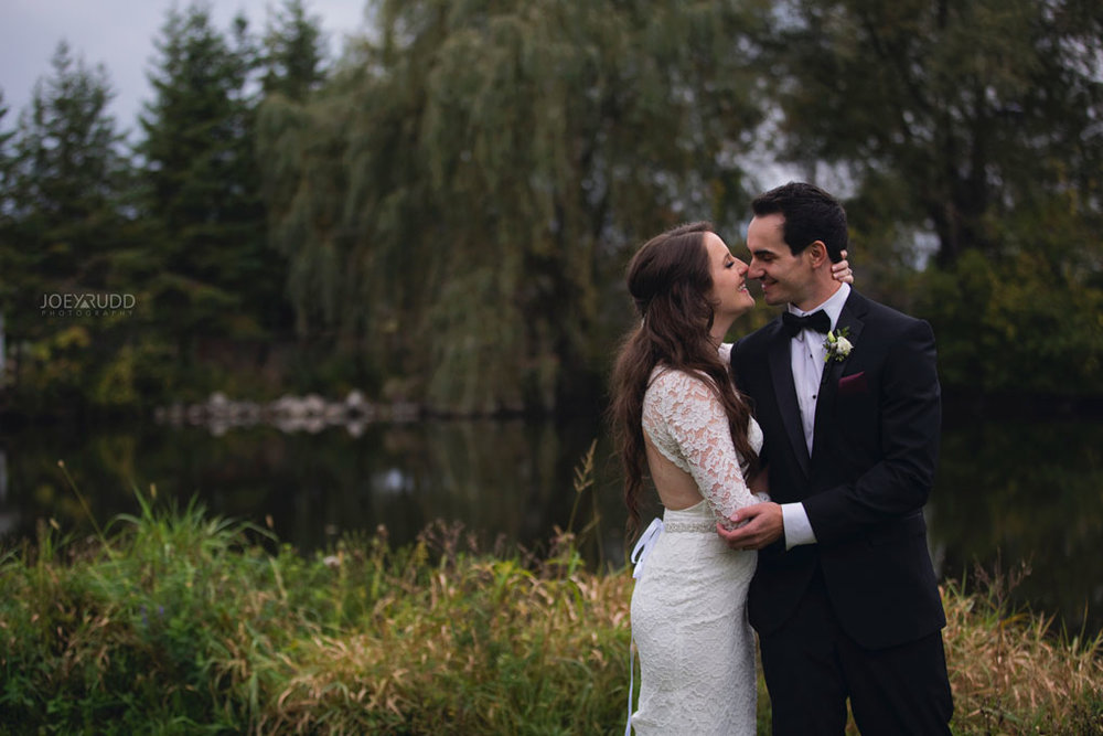 Orchard View Wedding by Ottawa Wedding Photographer Joey Rudd Photography pose natural
