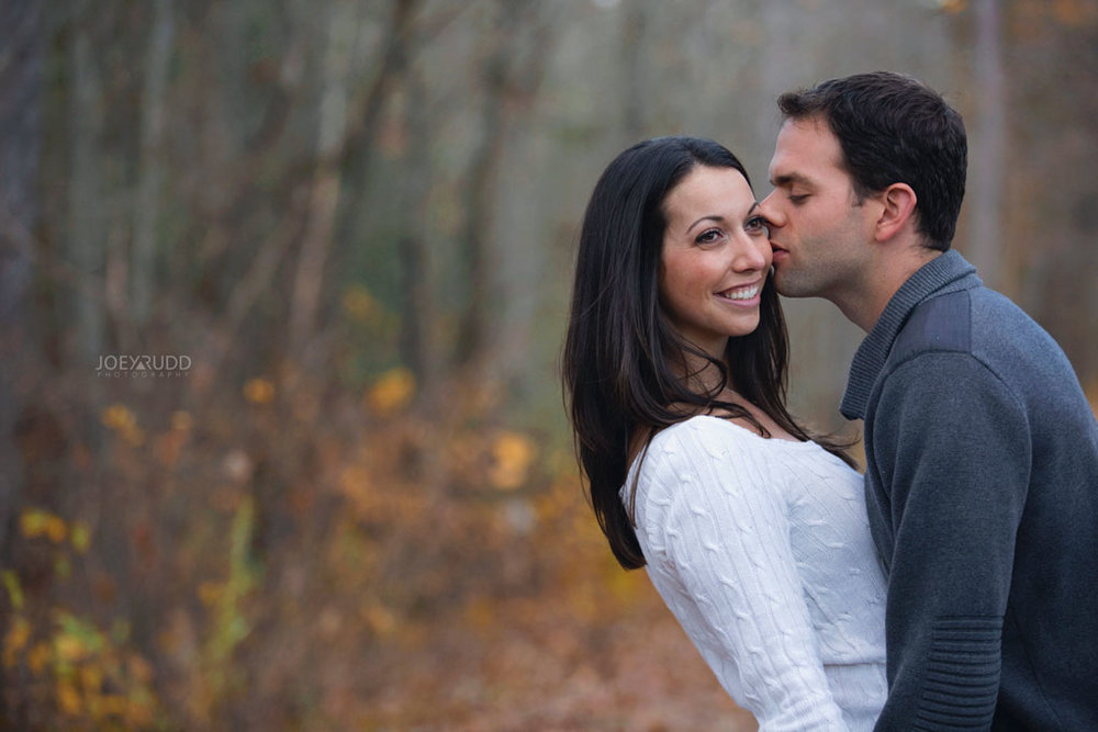 Mill of Kintail Engagement by Ottawa Wedding Photographer Joey Rudd Photography Fall Photos Candid